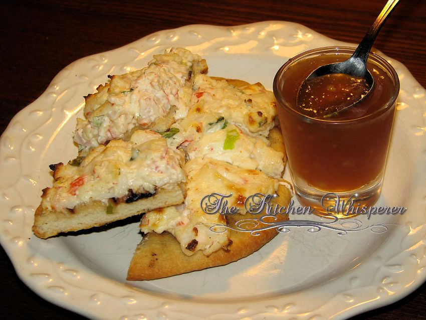 Crab Rangoon Flatbread1