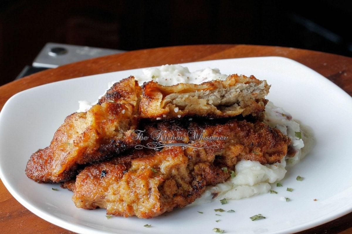 Breaded Pork Cutlet