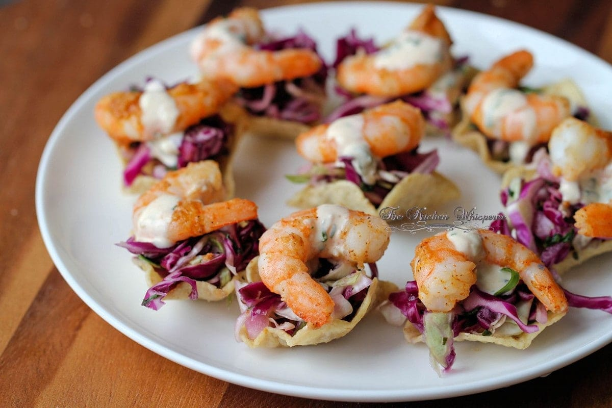 Creole Shrimp Nachos10