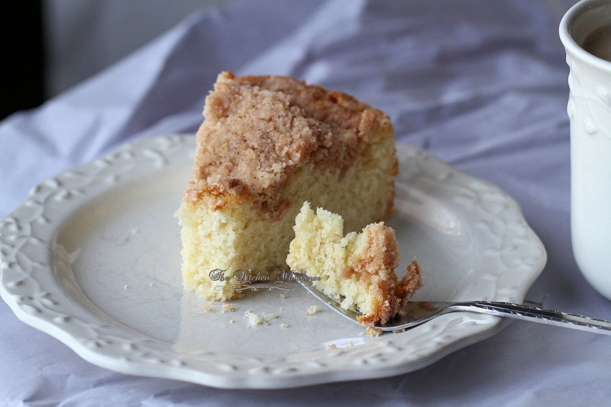 Sour Cream Coffee Cake1