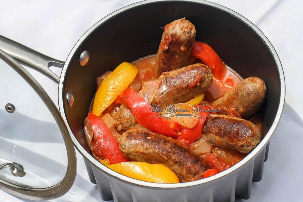 Hot Sausage3