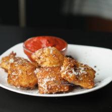 Crispy Fried Italian Ravioli