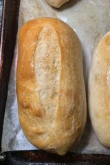 The Best Super Soft and Chewy Hoagie Bread Rolls