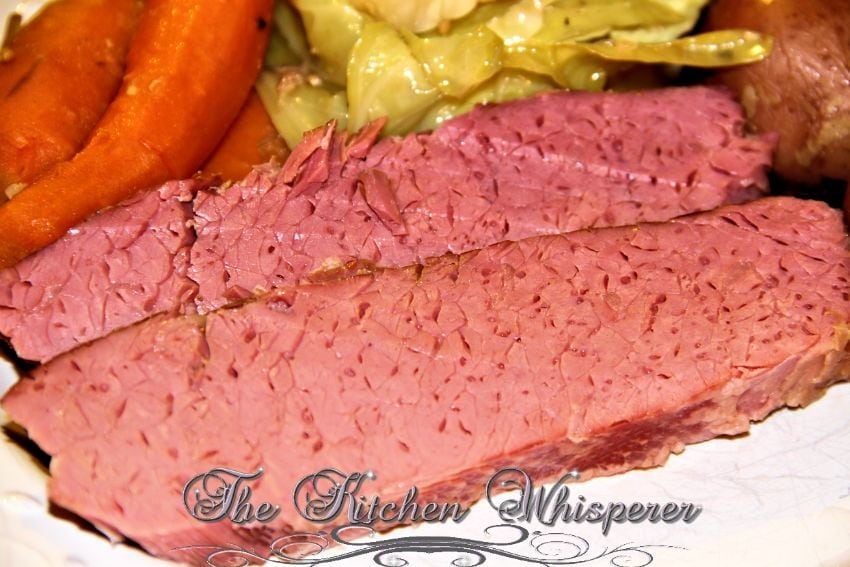 Guinness Corned Beef & Cabbage2