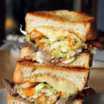 Pittsburgh Style Grilled Cheese Pinterest