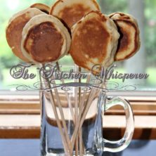 Pancake Pops – We're talking Breakfast Suckers
