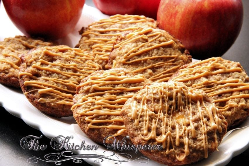 Harvest Apple Butterscotch Cookies3