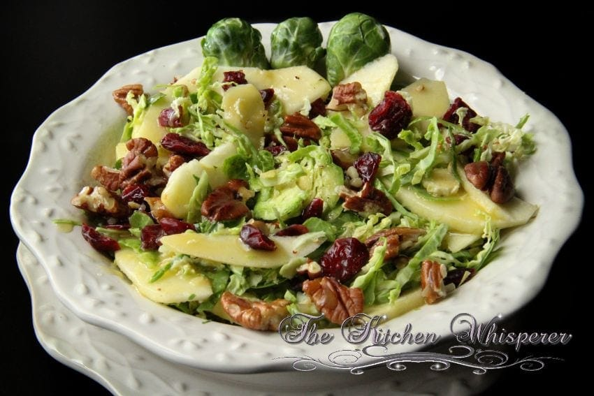 Shaved Brussels Sprouts Salad4