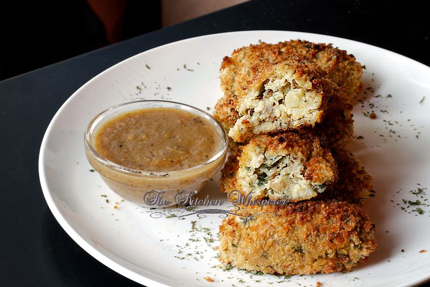 Baked Chicken Croquettes5