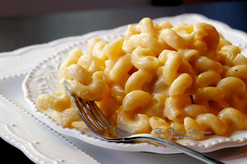 Pin this recipe to for amazing Mac 'n Cheese!