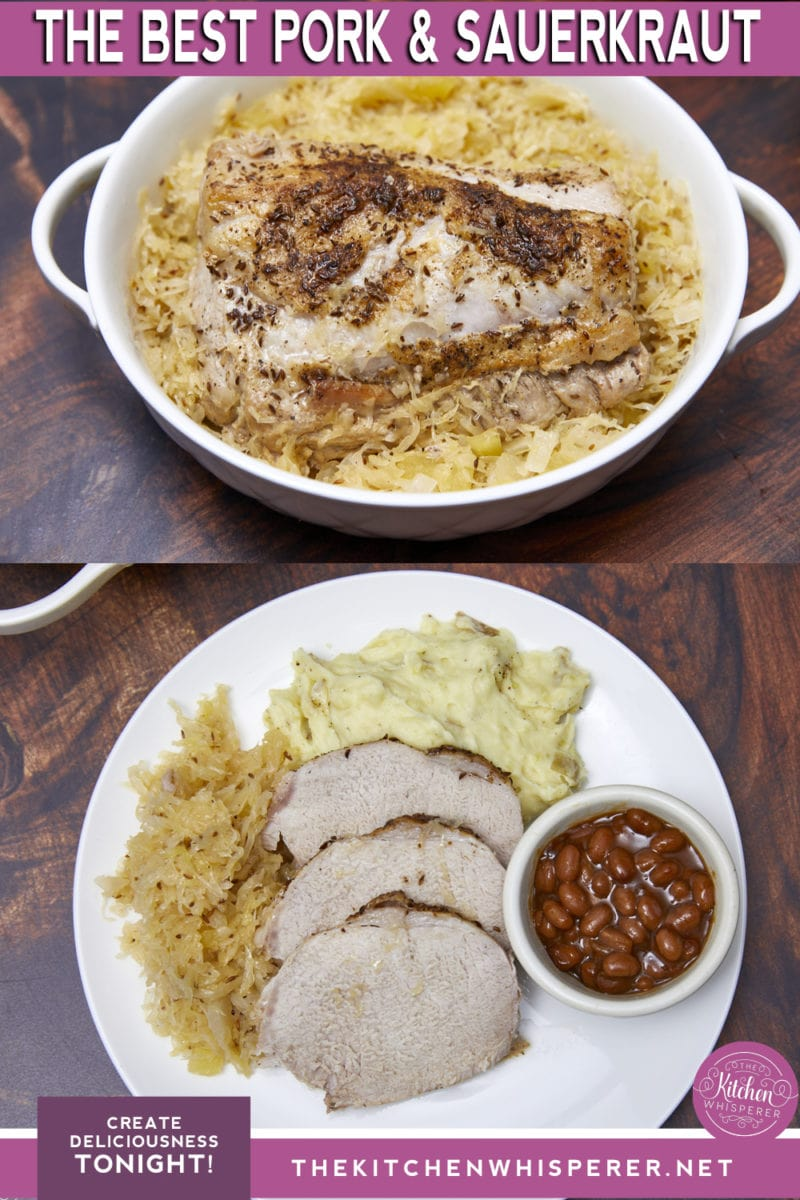 Pork and Sauerkraut