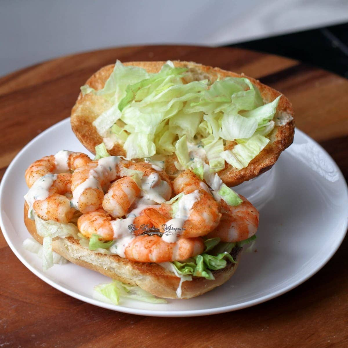 Shrimp Po Boy4