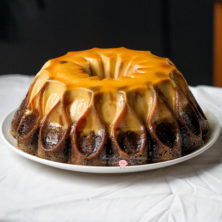 Pin to save this Dulce de Leche Chocoflan