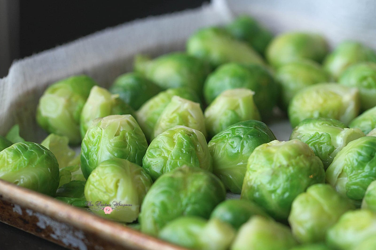 Learn how to properly freeze Brussels Sprouts