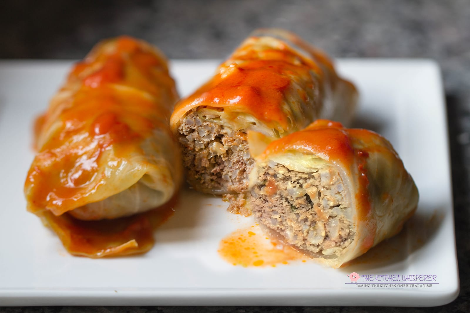 Mom's Classic Stuffed Cabbage Rolls