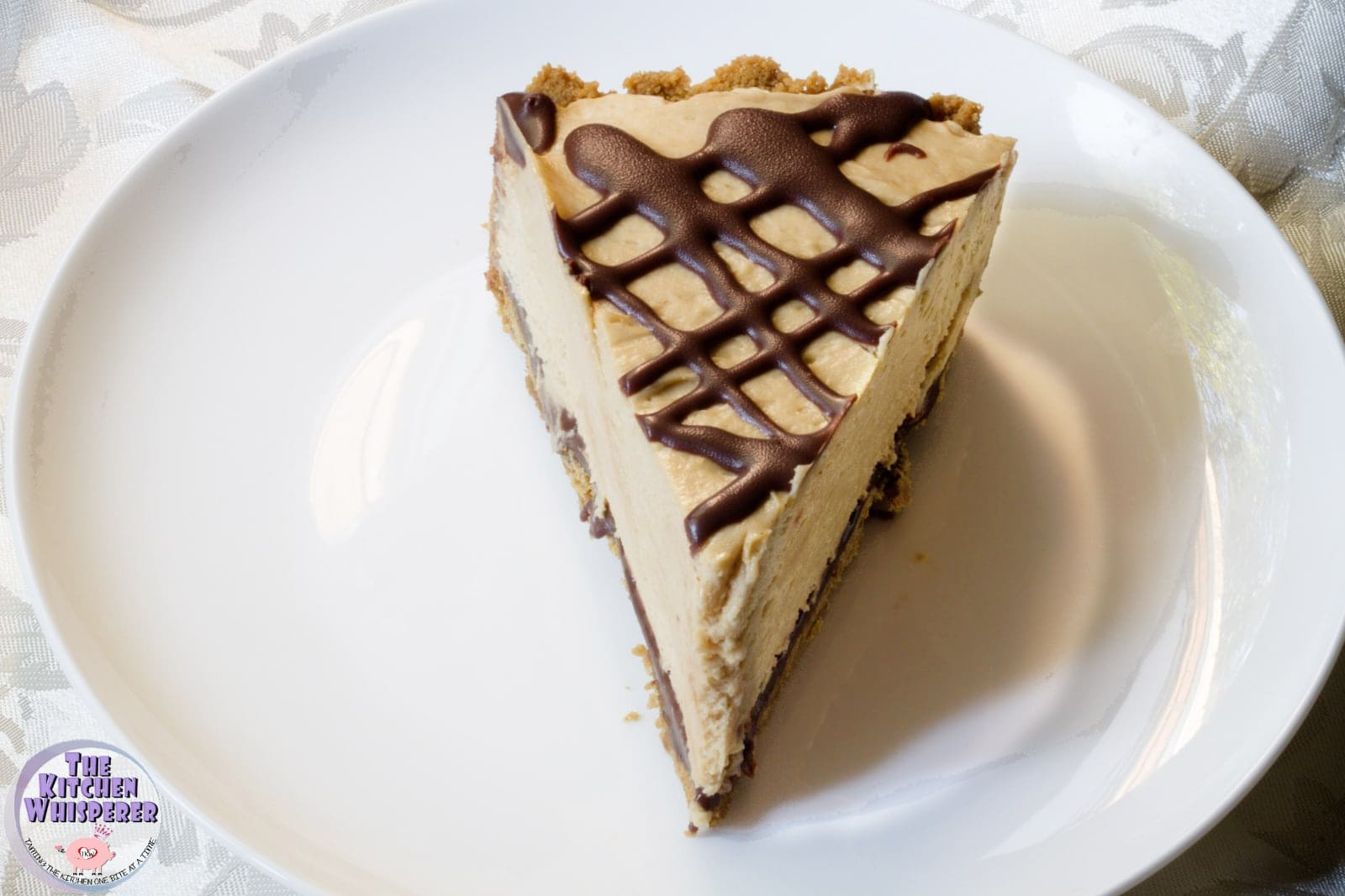 Ultimate Cookie Butter Cream Pie