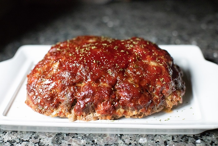 Ultimate Meatloaf with Tangy Sauce