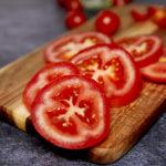 Oven Roasteed Tomatoes