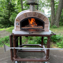 Authentic Pizza Oven