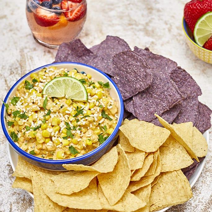Elote Mexican Street Corn Dip